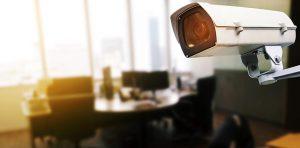 Kameraövervakning för organisationer